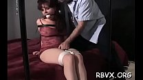 Glamor woman first time sex-toy masturbation