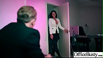 Sex In Office With Big Round Tits Girl (Candi Kayne) video-10