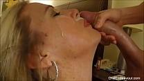 Quick Blowjob and Facial 9 Inch Cock - OralEndeavour.com