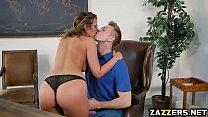 Victoria ushaeva anal - Titty fucking Layla London while sucking Bill Bailey thumbnail