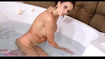 alyssa hart pregnant - New Mandy Flores Caught Peeping on MILF HD Taboo thumbnail