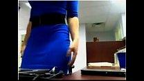 Busty Office MILF by cams69xxx.tk