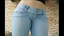 cameltoe Jeans