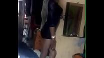 #2  Mini Vestido Morado Escote En La Espalda Y