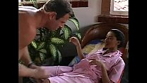 Anal with hot latin maid Paola image