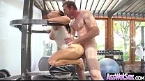 Girl (london keyes) With Huge Butt Get Anal Hard Style Sex vid-21