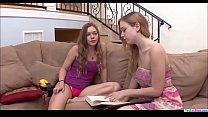 REAL Hot Lesbian Stepsisters