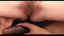 wife gets bbc creampie while husband waits in next room thumbnail