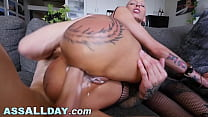 ASSALLDAY.COM - PAWG Bella Bellz Taking Anal Fr... thumb