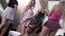Skirts too short, Sexy Party Girls Leggy Dances pornhub video