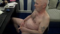 Dirty Ulf Larsen caught wanking by whore Angel,... Thumbnail