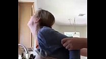 Big tits mom fucked in the kitchen Preview