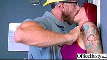 Sex In Office Class With Big Juggs Worker Girl video-03