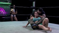 Mixed Wrestling vol8 BrookeVSAssociate