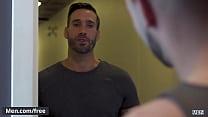 Men.com - (Alexy Tyler, Dean Stuart) - The Guys Next Door Part 2 - Drill My Hole - Trailer preview
