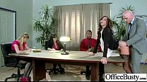 (stephani moretti) Worker Big Melon Tits Girl Get Sex In Office vid-30