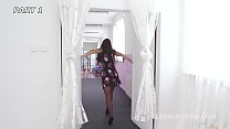 Horny Sluts Nicole Black & Syren De Mer Balls Deep Anal, DAP, GAPES and FISTING