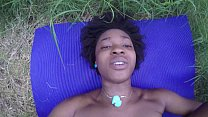 Preview for Squirting Outdoors POV Sex with Carla Cain, nigerian hairy pussy Vorschaubild