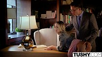 TUSHY College Student Gets Punished by Professor - 9Club.Top