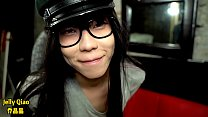 Asian Shemale Jelly Interracial Sex With TS Celine