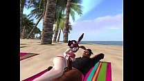 Beach Bunny Babe Ft. Qubeley