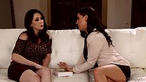 you pron » Rayveness And Gracie Glam Hot Lesbian Porn thumbnail