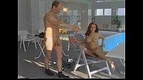 Joey fucked in sauna pornhub video