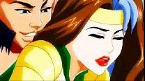 Ms Phatt Katt's Anime 3 X-Men video