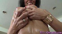 Slut sucks and tit fucks Preview