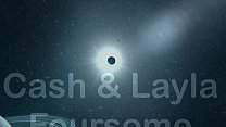 Cash&Layla Foursome BBC Gangbang - 9Club.Top