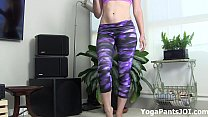 My body looks so amazing in yoga pants! pornhub video