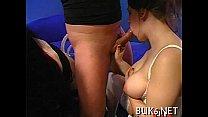 Maid receives gang gangbang session's Thumb