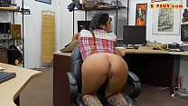 Texas cowgirl anal screwed by pawn dude thumb