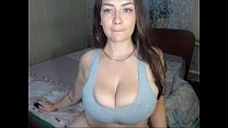 nice big soft boobs and big areolas  - from sexywebcams.pl