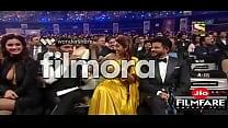 DISHA PATANI - Wardrobe Malfunction At JIO 62nd FILMFARE AWARDS