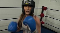 Fit Chick Boxing's Thumb