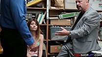Teen and dad busted for shoplifting but find a way out Vorschaubild