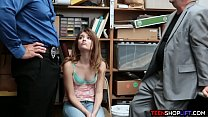 6209 Teen and dad busted for shoplifting but find a way out preview