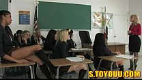 Classroom Fun With Alexis Texas And Friends video