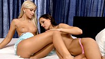 Silky Sex by Sa pphic Erotica lesbian fun with esbian fun with Lila and Kari