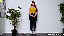 Thick Redhead Pounded and Creampied preview image
