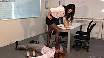 MLDO-166 The Female Company President's Masochistic Employee's Complete Training