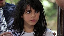 Wild Teen From The Woods - Gina Valentina preview image
