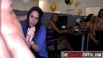 13 Milfs caught cheating on video at cfnm party08 pornhub video