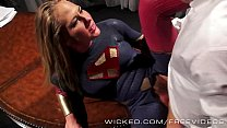 Wicked - Lex fucks supergirl Preview