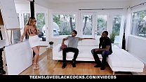 TLBC - Two Black Dicks Plus One White Chick Image
