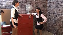 After School Footjob From Teach Her Jasmine Shy And Student Sadie Holmes