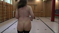 sabine heike silke in gym