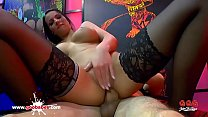 Jolee Love Busty MILF loves Anal And Bukkake Gangbangs - German Goo Girls thumbnail