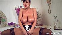 Lisa Ann Big Soapy MILF Tits Vorschaubild